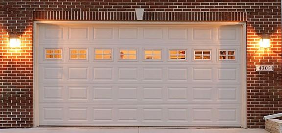 Garage Doors Insulated Steel
