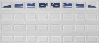 Exceptionnel Garage Door Inserts Sunburst