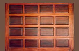 Garage Door Wood Prices