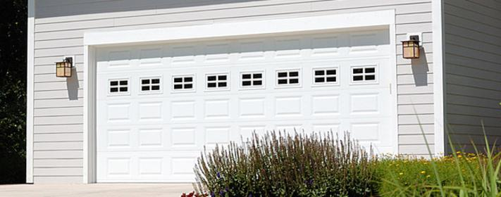 GARAGE DOOR WINDOW INSERTS & Steel Garage Door Installation Queens Repair