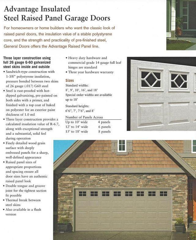 Advantage Garage Door Installation