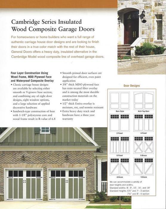 Wood Garage Door Repair